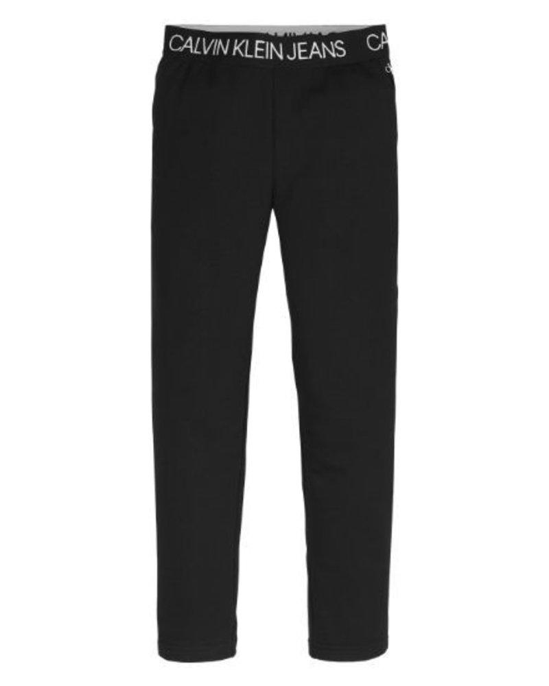 Calvin Klein Calvin Klein Chino Logo Waistband Pants