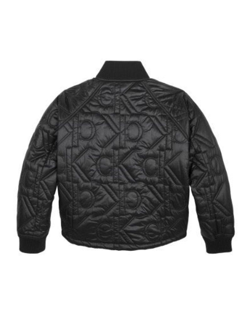 Calvin Klein Quilted Bomber Jacket IG0IG00403BAE