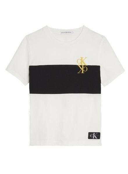 Calvin Klein T-shirt IB0IB00386YAF Colourblock