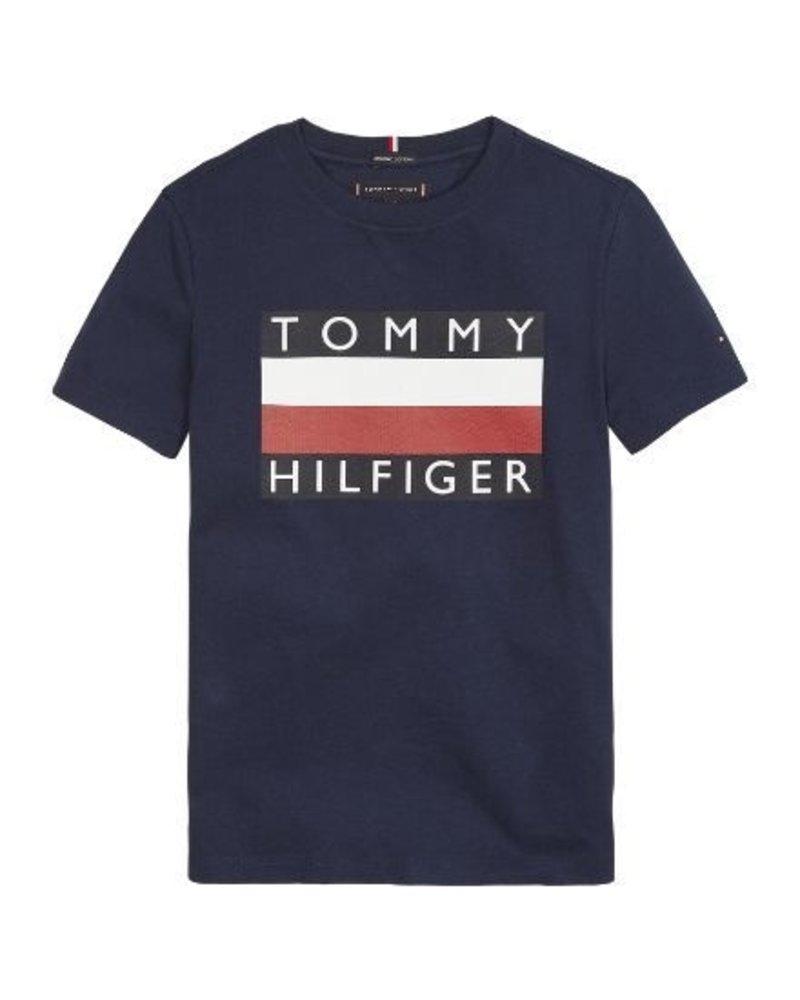 Tommy Hilfiger T-Shirt Ess.  KB0KB05547CBK