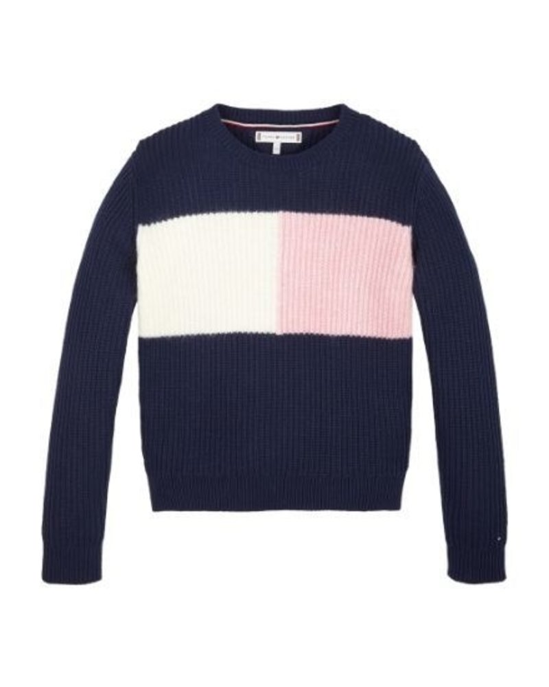 Tommy Hilfiger Sweater Ess. colourbl.  KG0KG04921CBK