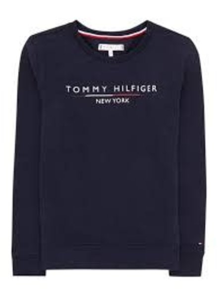 Tommy Hilfiger Sweater Essential KB0KB05056CBK