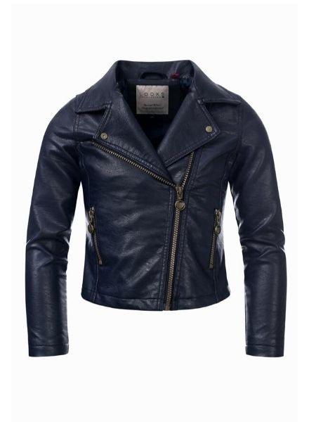 Looxs Revolution Leatherlook jacket 2001-5204