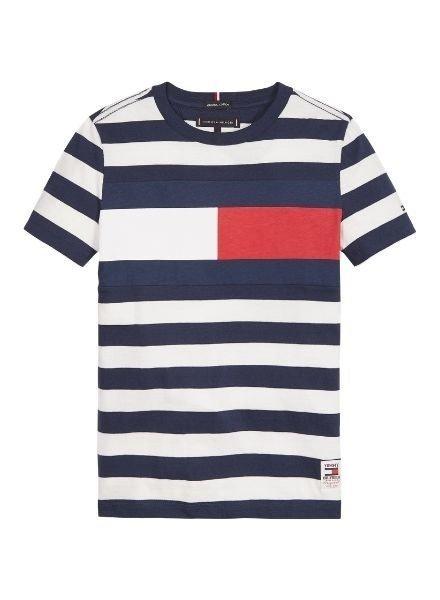 Tommy Hilfiger T-Shirt  STRIPE  0A KB0KB054980A4
