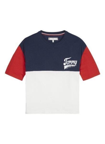 Tommy Hilfiger T-Shirt Tommy 195 colourbl  KG0KG04959YAF