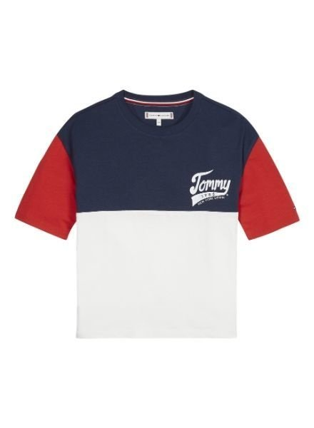 Tommy Hilfiger T-Shirt Tommy 195 colourblock