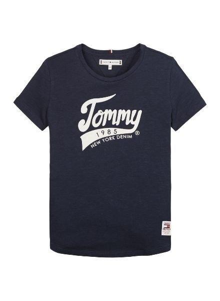 Tommy Hilfiger T-Shirt Tommy 195 GRAPHIC KG0KG04960CBK
