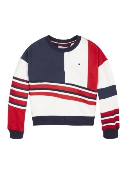 Tommy Hilfiger Sweater Tommy 195 colourbl  KG0KG04956YAF