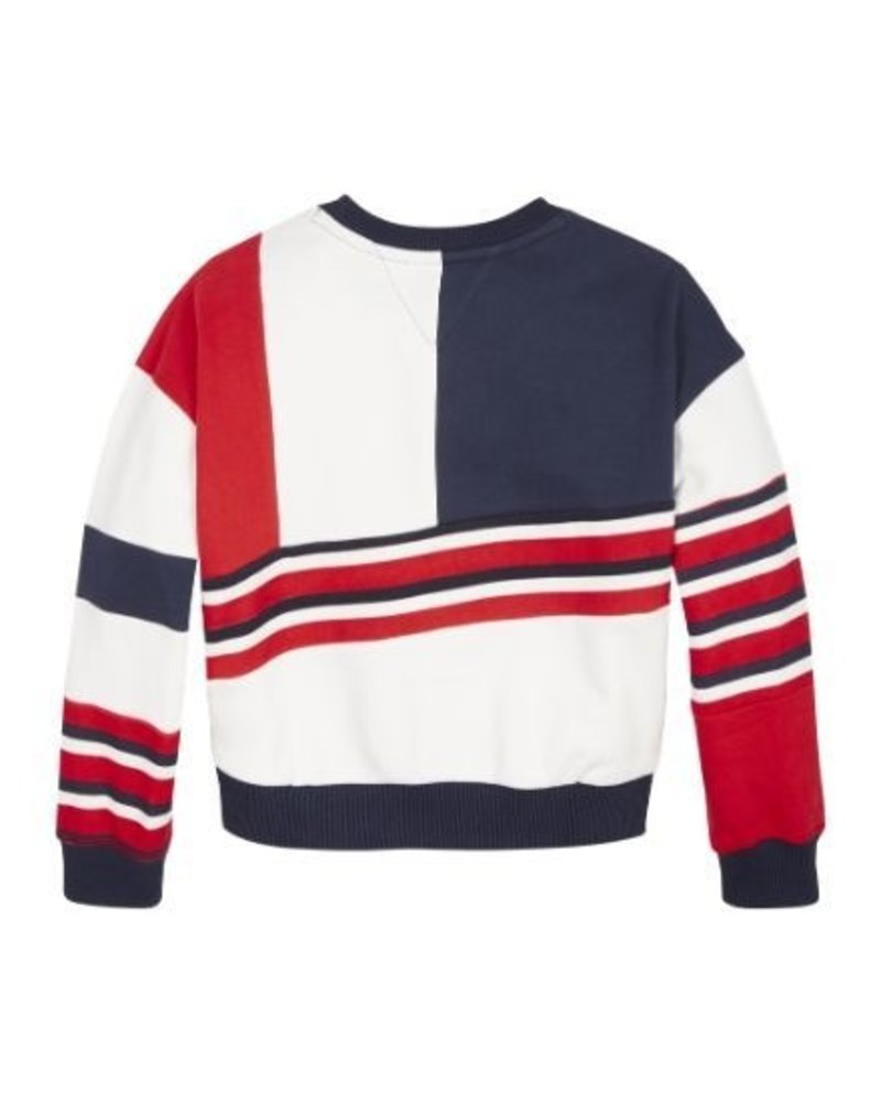 Tommy Hilfiger Tommy Hilfiger Sweater Tommy 195 colourblock