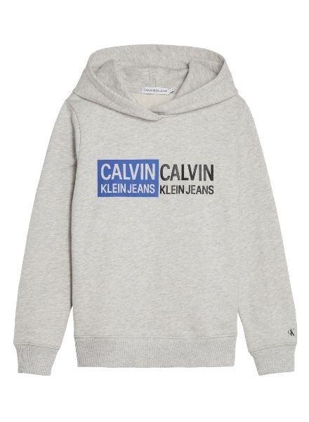 Calvin Klein Hoody Stamp Logo IB0IB00358PZ2