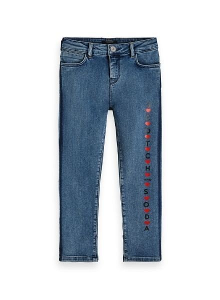 Scotch Rebelle Jeans Petit Ami
