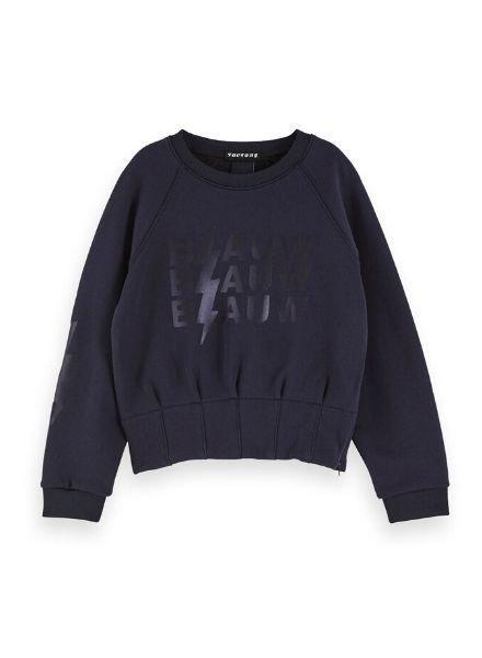 Scotch Rebelle Sweater waist detail154028