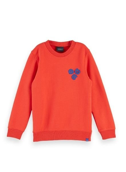 Scotch Shrunk Sweater Easy Crewneck 153921