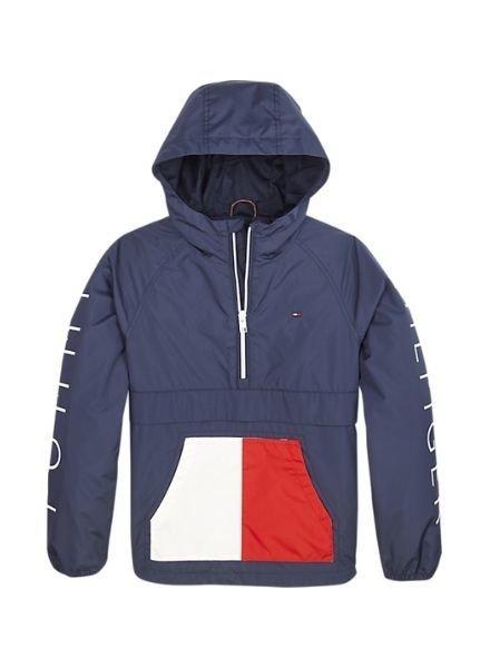 Tommy Hilfiger Jacket POP-OVER   KS0KS00111CBK