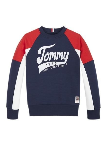 Tommy Hilfiger Sweater Tommy 195   KB0KB05495CBK