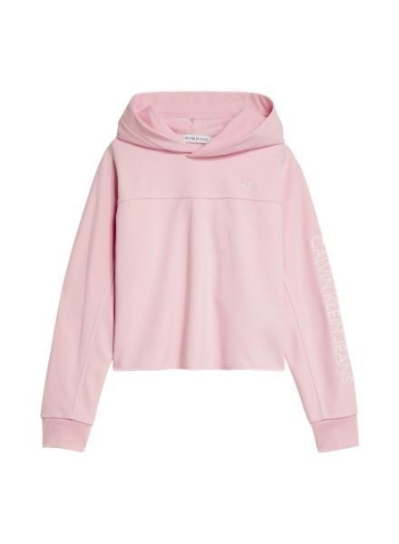 Calvin Klein Logo Embroidery Hood  IG0IG00500TBV