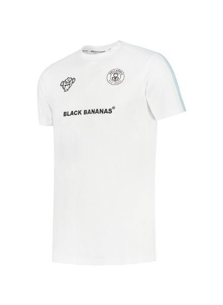 Black Bananas KIDS F.C. stripe tee KSS2005