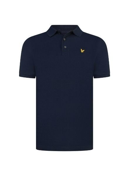 Lyle en Scott Classic Polo Shirt LSC0145S navy