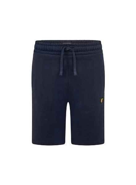 Lyle en Scott Classic Sweat Short  LSC0051S navy