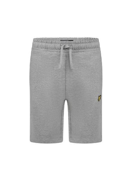 Lyle en Scott Classic Sweat Short LSC0051S g
