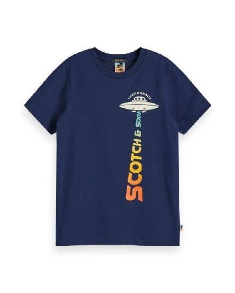 Scotch Shrunk T-shirts colourful artworks 154849