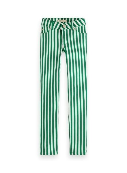 Scotch Rebelle Broek skinny stripes 155202 G