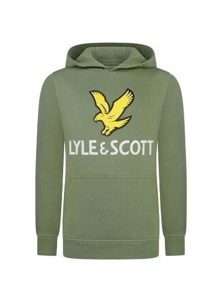 Lyle en Scott Eagle Logo LB  Hoodie LSC0784 g