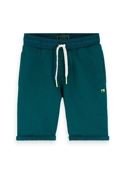 Scotch Shrunk Sweatshort elasticated waistband 154742