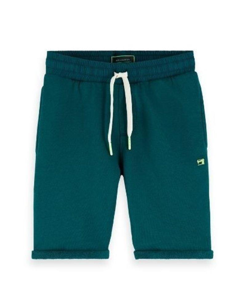 Scotch Shrunk Sweatshort elasticated waistband 154742