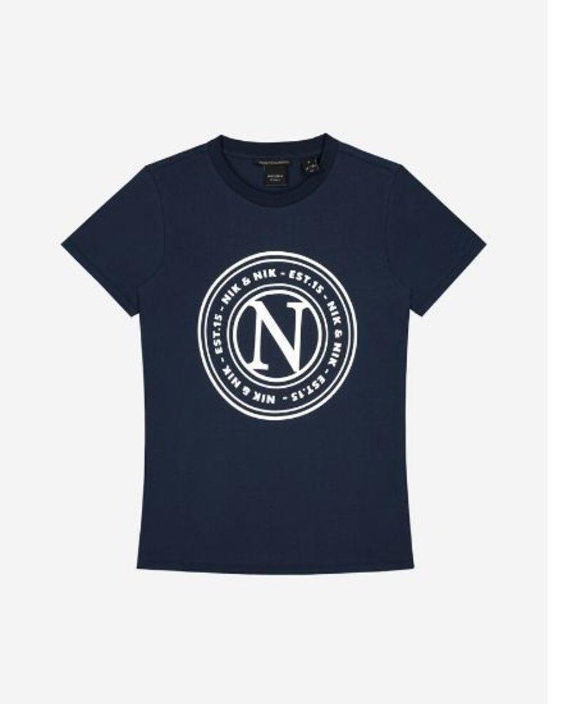 Nik & Nik Leoni T-Shirt G 8-696 2002