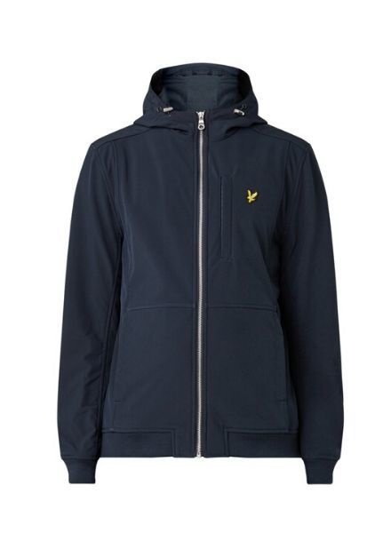 Lyle en Scott Soft Shell Jacket  LSC0816-203 bl