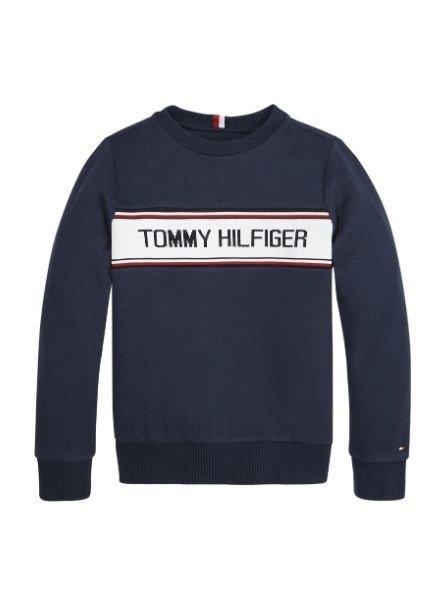 Tommy Hilfiger Sweatshirt INTARSIA KB0KB05675C87