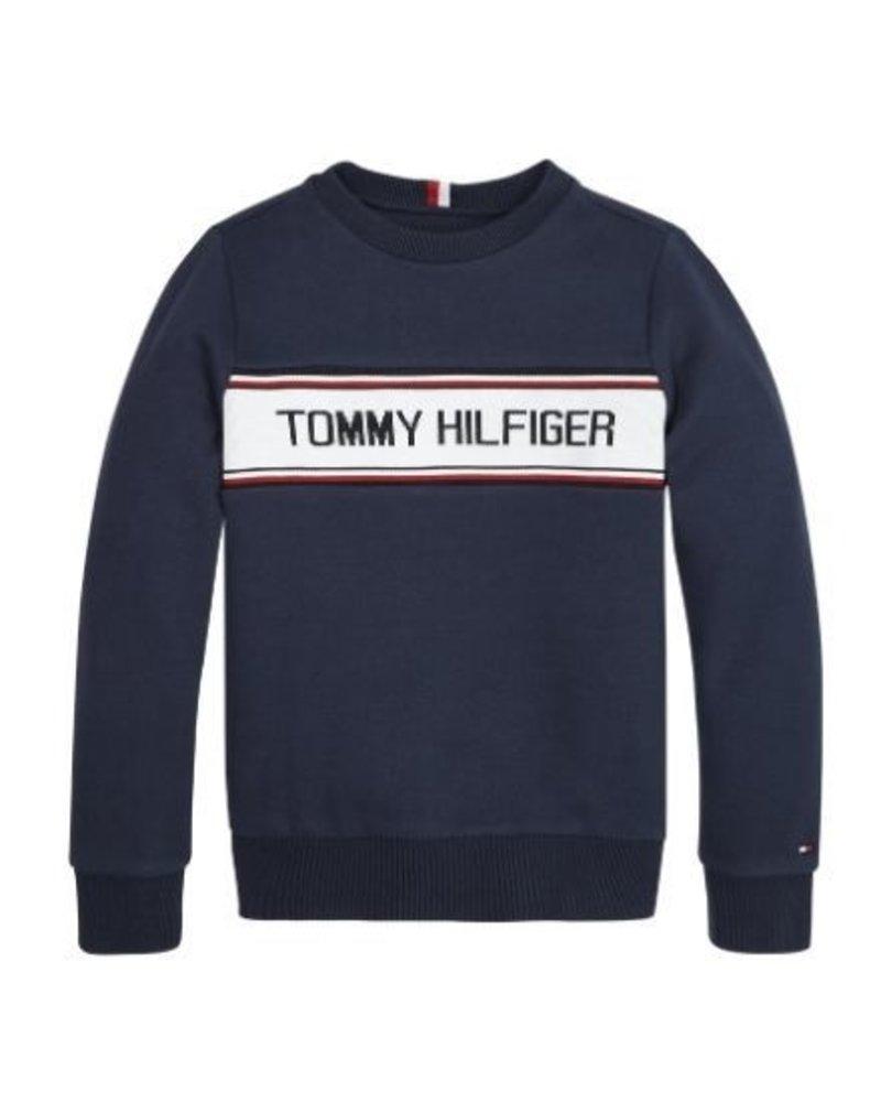 Tommy Hilfiger Tommy Hilfiger Sweatshirt INTARSIA