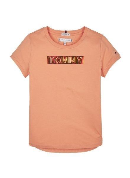 Tommy Hilfiger T-shirt TOMMY FOIL LABEL  KG0KG05028SC1