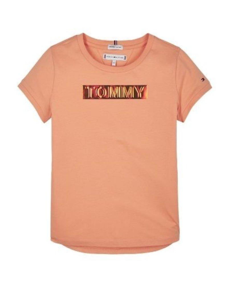 Tommy Hilfiger Tommy Hilfiger T-shirt TOMMY FOIL LABEL