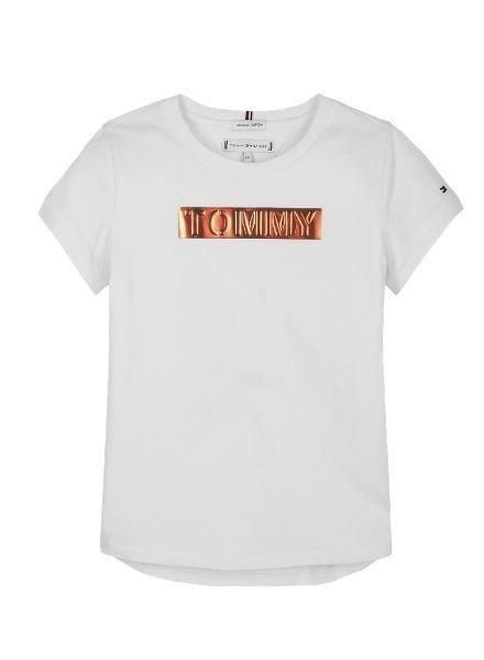 Tommy Hilfiger T-shirt TOMMY FOIL LABEL   KG0KG05028YBR
