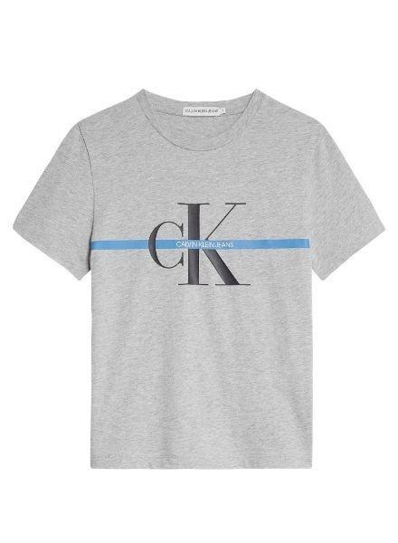 Calvin Klein MNG Stripe ss T  IB0IB00448PZ2