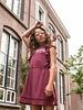 Looxs Revolution ruffle sleeve jurk2012-5838-279
