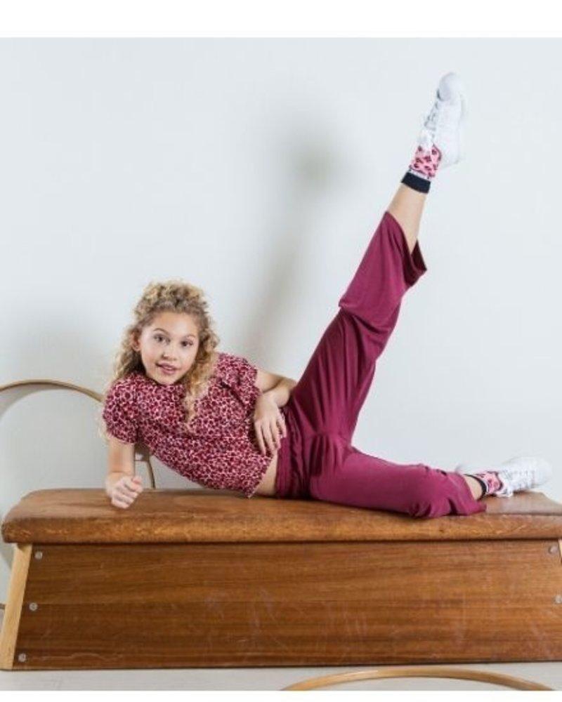 Looxs Revolution wide leg culotte broek2012-5638-279