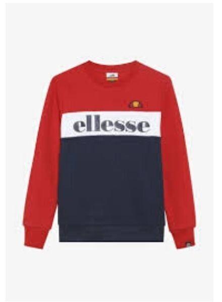 Ellesse sweater Denomino S3E08589 red