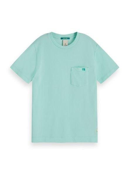 Scotch Shrunk T-shirts pique 154838 g