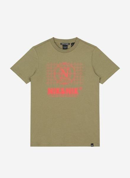 Nik & Nik N Global T-Shirt B 8-738 2002