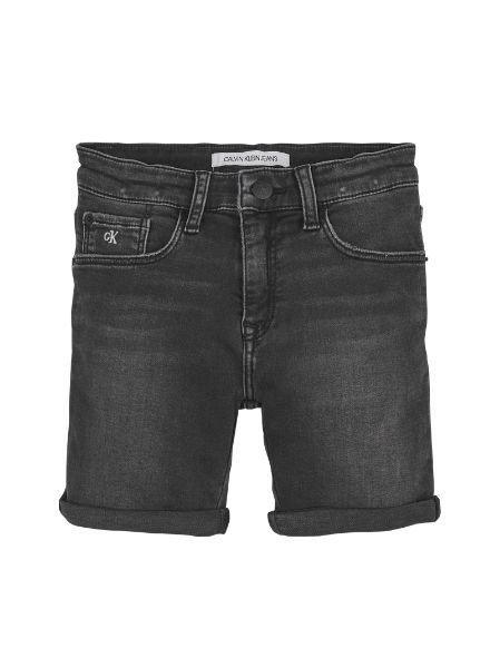 Calvin Klein Dark gray denim short