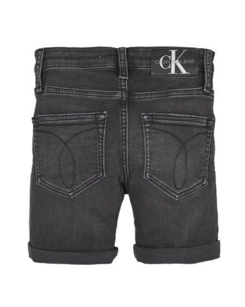 Calvin Klein Calvin Klein Dark gray denim short