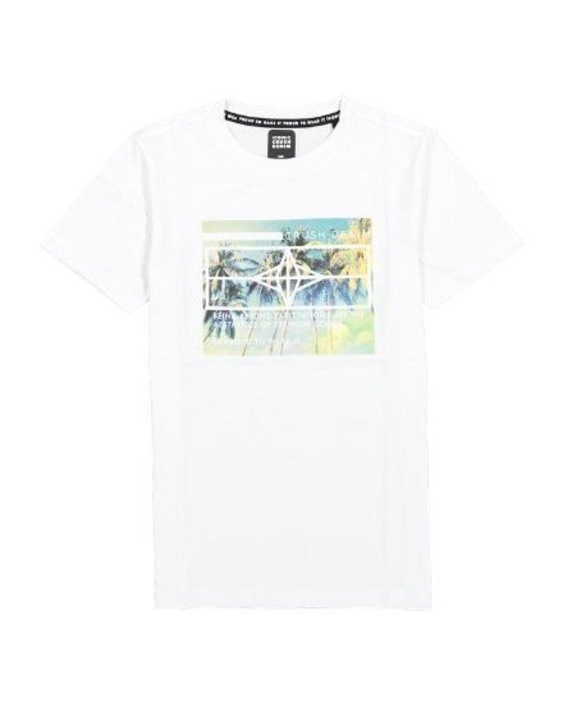 Crush Denim T-Shirt Tallulah 12011514