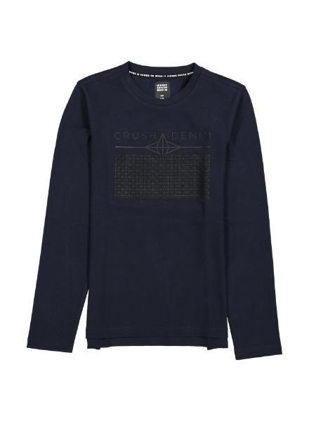 Crush Denim Longsleeve Layton 12011703