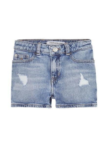 Calvin Klein Light blue denim short