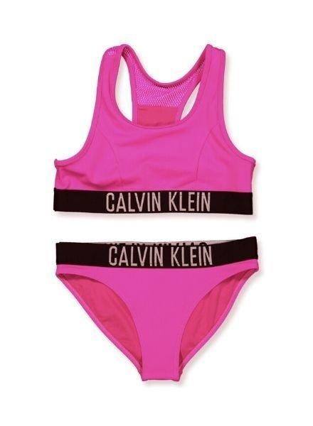 Calvin Klein BRALETTE BIKINI SET G80G800294TZ7