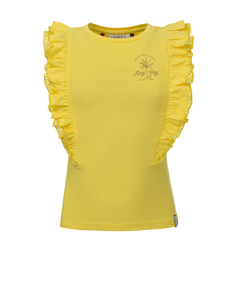Looxs Revolution T-shirt sleeveless 2013-5424-510
