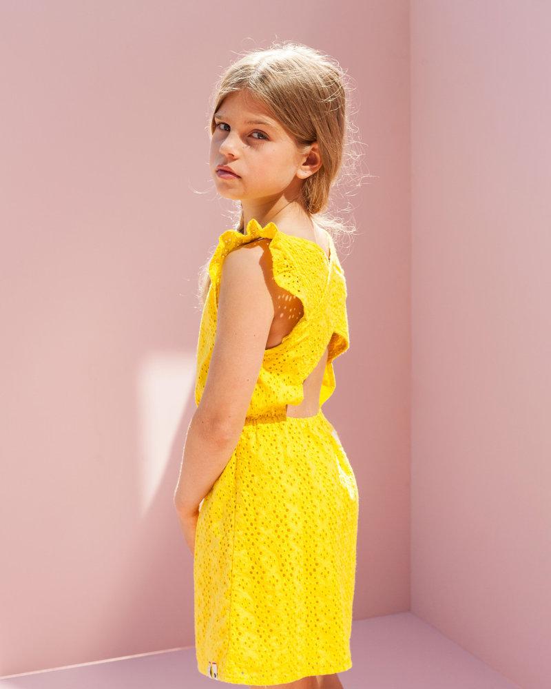 Looxs Revolution broidery jurk 2013-5870-510